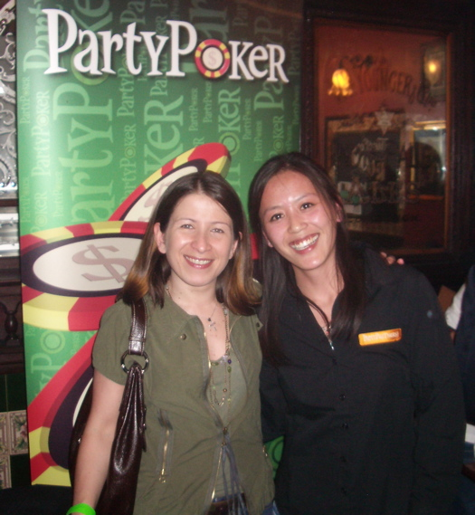 Party Poker Girls